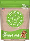Buddy Biscuits Soft & Chewy Dog Treats With All Natural Roasted Chicken 20 Oz