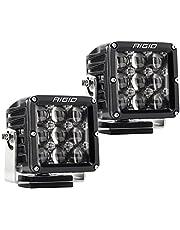 RIGID IND 322413 DXL Hyperspot 2 Lights, 2 Pack