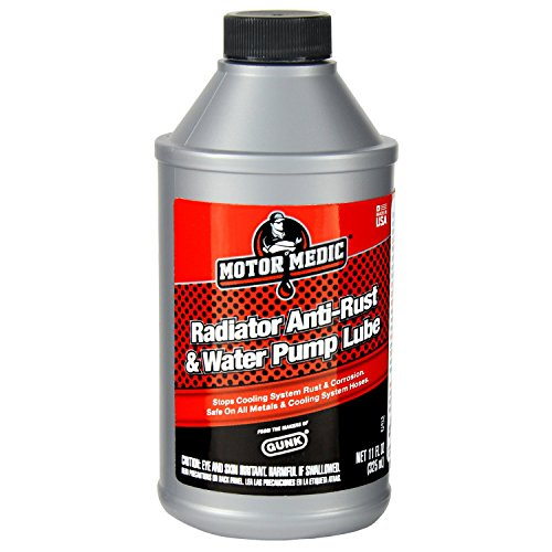 - Motor Medic C1012 Radiator Anti-Rust & Water Pump Lube - 11 oz.