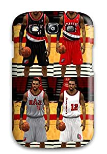 Hot portland trail blazers nba basketball (2) NBA Sports & Colleges colorful Samsung Galaxy S3 cases