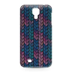 Braids Samsung S4 3D wrap around Case - Design 3