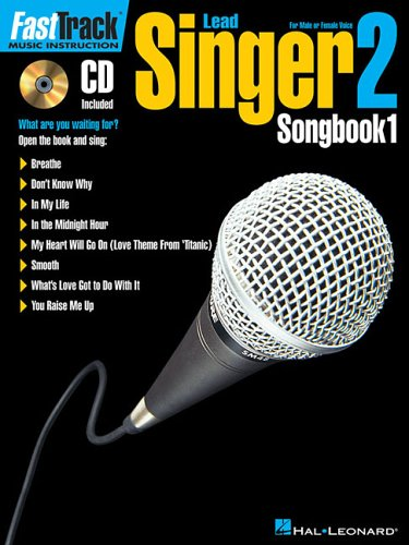 FastTrack Lead Singer Songbook 1 - Level 2: for Male or Female Voice ()