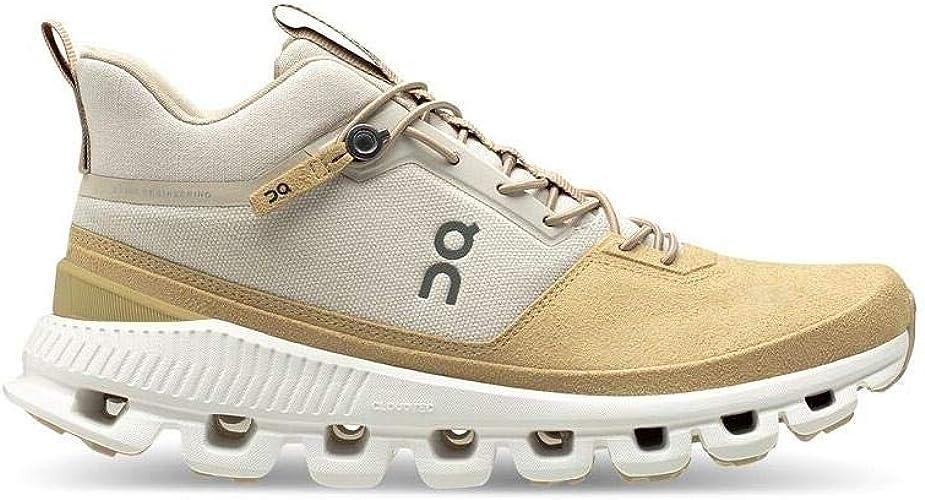 Zapatillas On Running Cloud Hi Pearl Camel Mujer 38 Beige: Amazon.es: Zapatos y complementos