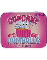 Cupcake Bubble Gumballs Gum