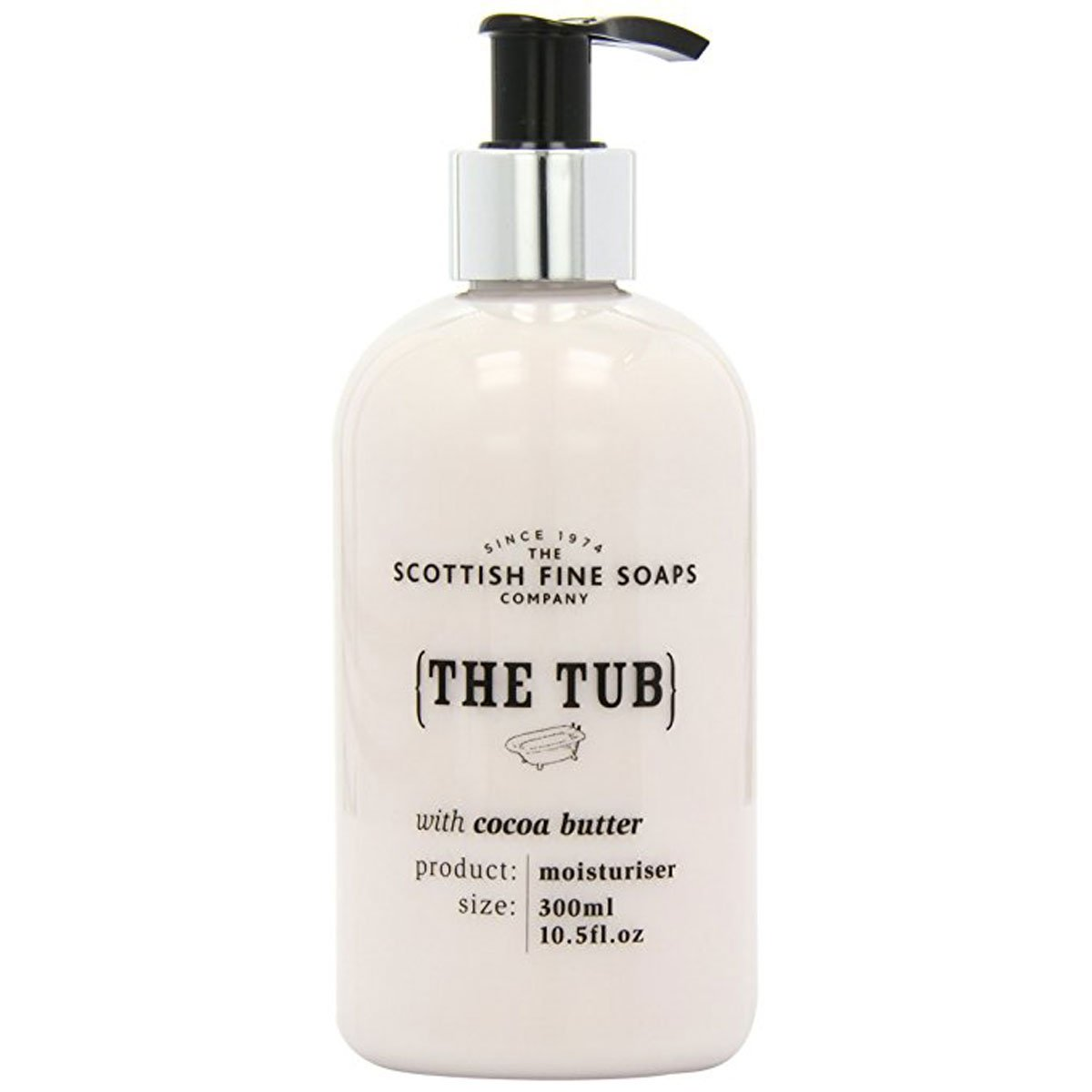 Scottish Fine Soaps The Tub Moisturiser 300ml - Pack of 6