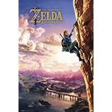 "The Legend of Zelda Poster - Breath Of The Wild (24""x36"")"