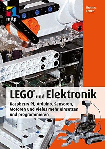 LEGO® und Elektronik: Raspberry Pi, Arduino, Sensoren, Motoren und vieles mehr einsetzen und programmieren (mitp Professional) Broschiert – 18. November 2016 Thomas Kaffka 3958454135 Hardware Embedded System