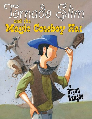 Tornado Slim Magic Cowboy Hat ebook product image