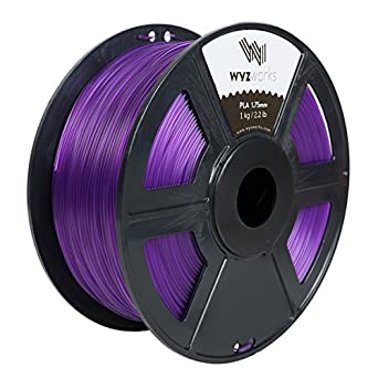 Amazon.com: WYZworks PLA - Filamento para impresora 3D de ...