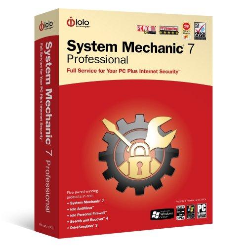 iolo System Mechanic 7 Professional - 3 PCs