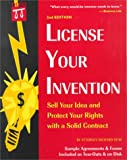 License Your Invention: Sell Your Idea & Protect Your Rights with a Solid Contract with Disk