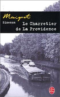 Le charretier de la providence par Simenon