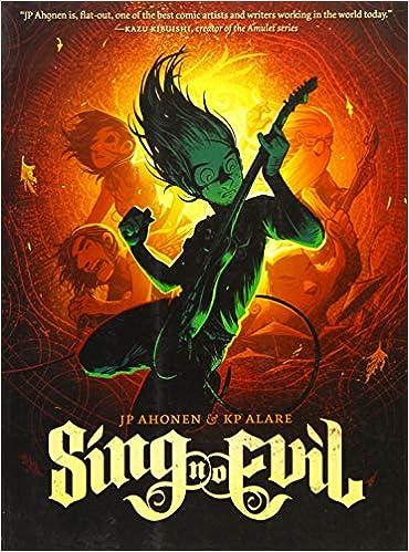 Sing No Evil: JP Ahonen, KP Alare: 9781419713606: Amazon com: Books