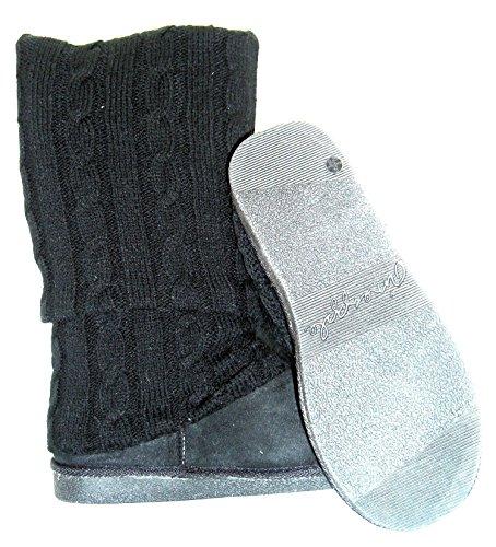 Stiefel Slouch Textile der Ananas Frauen Lush xnE7WZY5