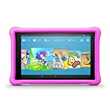 """All-New Fire HD 10 Kids Edition Tablet, 10.1"""" 1080p Full HD Display, 32 GB, Pink Kid-Proof Case"""