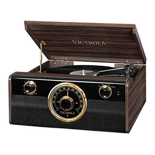 chollos oferta descuentos barato Victrola Empire 6 In 1 Tocadiscos Bluetooth