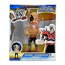 WWE 3.5 Bobble Head Figures-Road Warrior Hawk