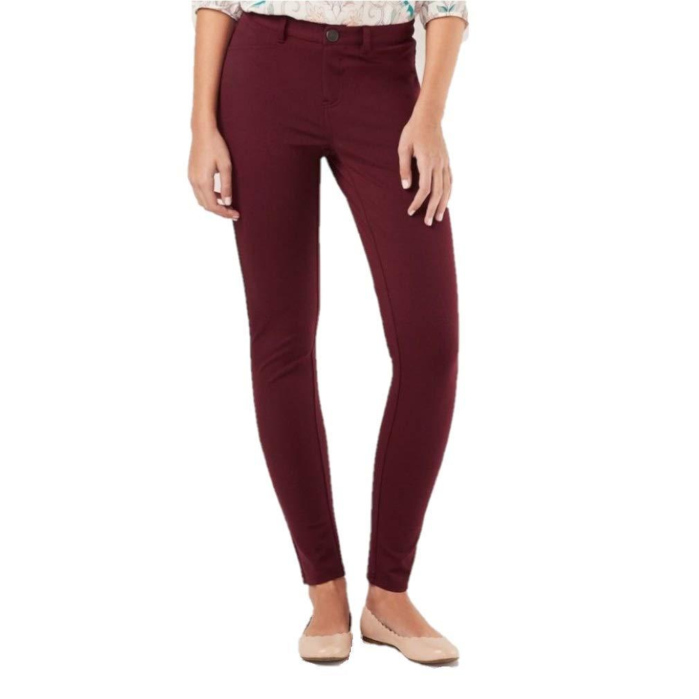f2e3983fa67311 LC Lauren Conrad Women's Knit Pants (Black, 18) at Amazon Women's Clothing  store: