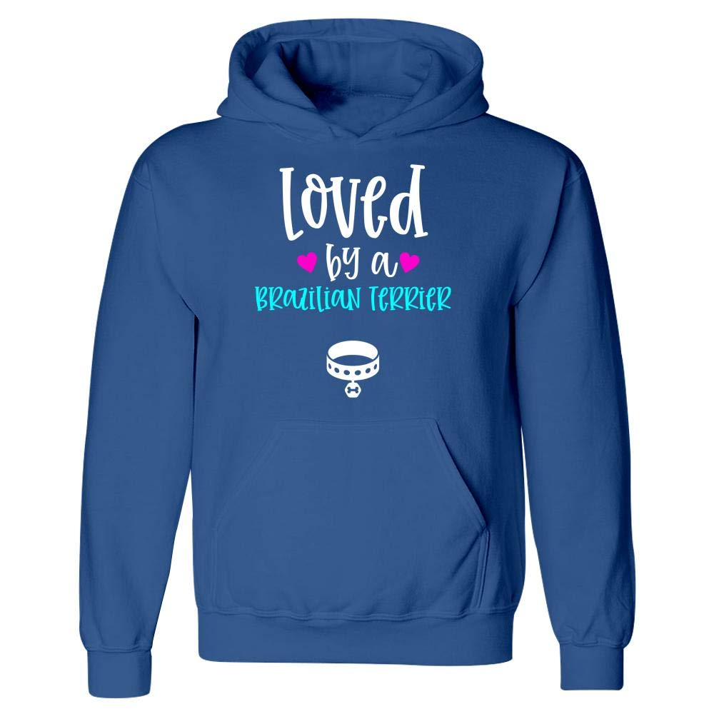 Hoodie MESS Loved by A Brazilian Terrier Dog Lover
