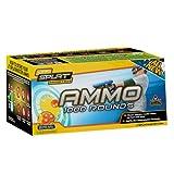 JT SplatMaster Paintball Ammo 1000 Count Yellow