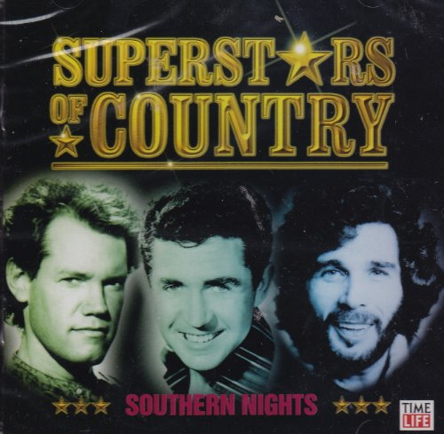 Glen Campbell - Superstars of Country Southern Nights - Zortam Music