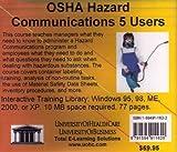 OSHA Hazard Communications, 5 Users, Farb, Daniel and Gordon, Bruce, 1594911622