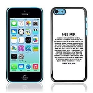 Be Good Phone Accessory // Dura Cáscara cubierta Protectora Caso Carcasa Funda de Protección para Apple Iphone 5C // BIBLE Bible Verse