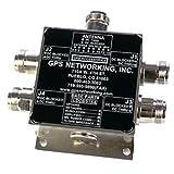 GPS Networking - ALDCBS1X4-N - GPS Active Antenna Splitter 1x4