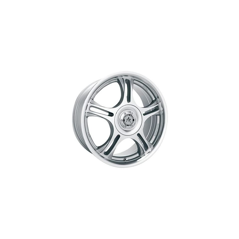 American Racing ARE 956714 Wheel, Estrella, Aluminum, Silver, 16 in. x 7 in., 5 x 4.25/4.5 in. Bolt Circle, 5.375 in. Backspace, Each