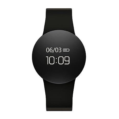 44e3f3c7b88f Cebbay Reloj Inteligente TLWD3 a Prueba de Agua Ritmo cardíaco ...