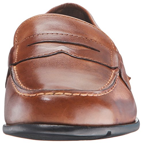 Rockport Mens Klassiska Lite Öre Loafer Cognac