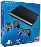PS3 - Konsole Slim 12GB (SuperSlim) inkl. 2 Dualshock-Controller