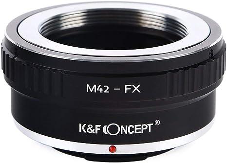 K/&F concepto M42 a Adaptador De Lentes Montura Fujifilm Fuji X-KF06.307