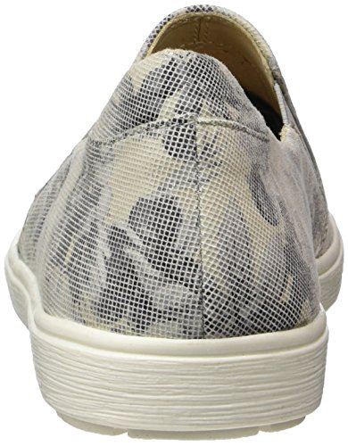 Grey Slipper 24662 Multi Damen Lt Grau Caprice wW0OSXqZZ