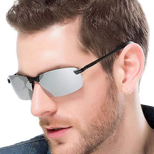 Silber de sol Schwarz 3043 para Gafas HAWK FLY hombre 6qwf0CC