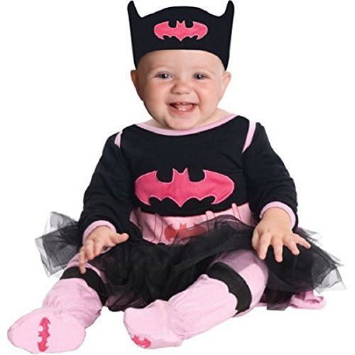 Rubies Batgirl Infant Halloween Costume -