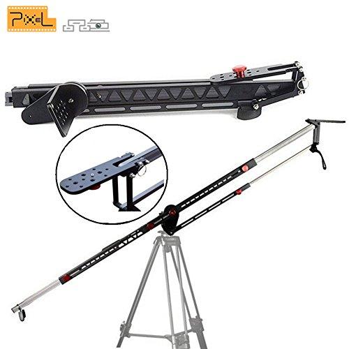 (Camera Photography Stabilizer,PIXEL Photography Jib Stabilizers Telescoping Professional Camera Crane Jib Arm Portable Travel Jib)