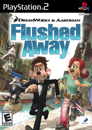 Flushed Away - PlayStation 2