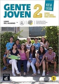 Epub Descargar Gente Joven 2. Nueva Edición. Libro Del Alumno (nivel A1-a2): Libro Del Alumno + Cd