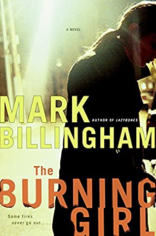 book cover of The Burning Girl