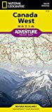 Canada West (National Geographic Adventure Map)