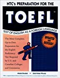 NTC's Preparation Kit for the TOEFL, Milada Broukal and Enid Nolan-Woods, 084420482X
