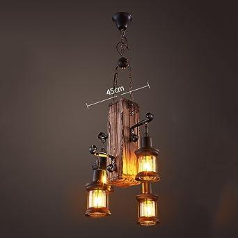 Die Erntesaison Retro Industrielle Wind Loft Wohnzimmer Leuchten