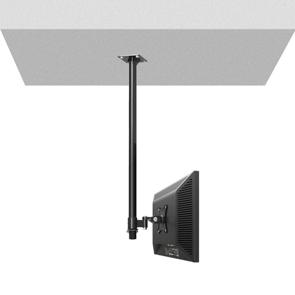 JL Ceiling Display Universal Rack Display Bracket Wall Mount Bracket Home Office Supplies A+ (Size : 206B) by Monitor Stand