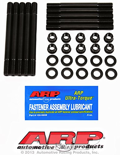 ARP 2034203 Pro Series Cylinder Head Studs, With 12-Point Style Nuts, For Select Toyota ()