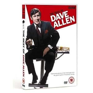 Dave Allen - The Best Of [PAL, Region 2, Import]