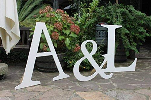 CUSTOM LARGE wooden letters giant wooden letters signs extra large wood  letters wedding large monogram large personalized sign big wedding initials