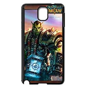 samsung_galaxy_note3 phone case Black Thrall World of Warcraft WOW OOR1455829