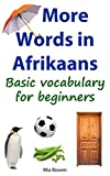More Words in Afrikaans: Basic vocabulary for beginners (Learn Afrikaans Book 2) (Afrikaans Edition)