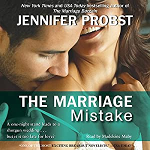The Marriage Mistake Hörbuch
